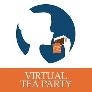 virtual tea party