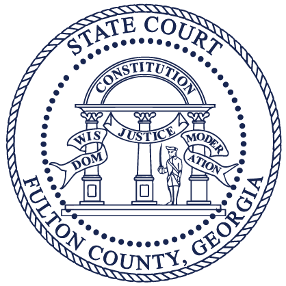 logo for the Fulton County State Court