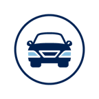 icon representing car-related services