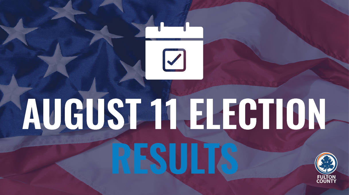 August 11 Election Results graphic